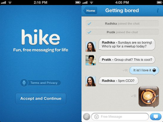 How to Download Hike Messenger for PC (Windows 7/8) – CrowdNub